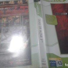 Videojuegos y Consolas: DEAD OR ALIVE 3 XBOX. Lote 136021710