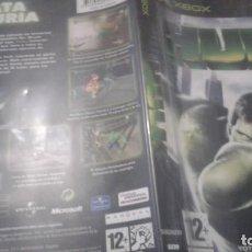 Videojuegos y Consolas: HULK,XBOX,MARVEL,PAL,ESPAÑA. Lote 136023026