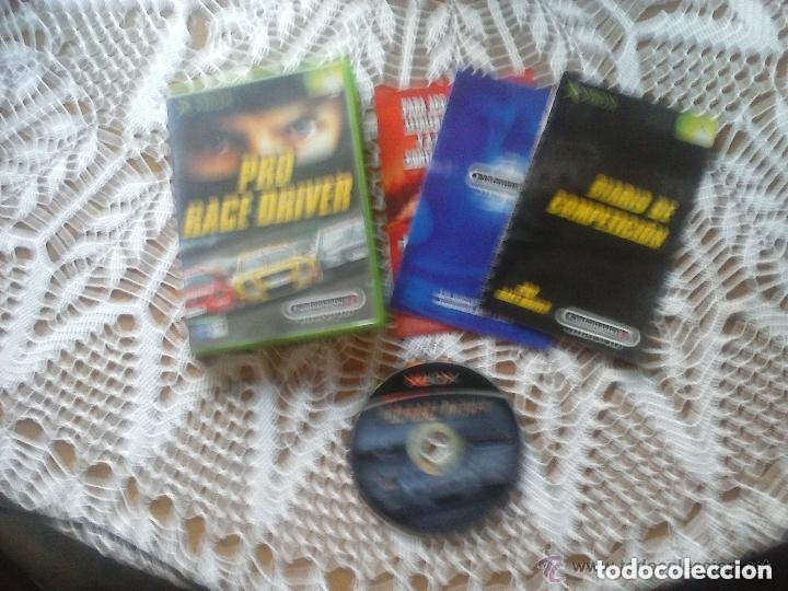 JUEGO XBOX PRO RACE DRIVER (Juguetes - Videojuegos y Consolas - Microsoft - Xbox)