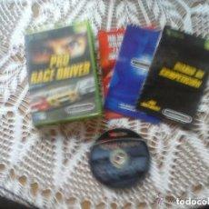 Videojuegos y Consolas: JUEGO XBOX PRO RACE DRIVER. Lote 136766642