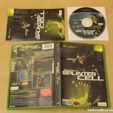 Videojuegos y Consolas: JUEGO XBOX SPLINTER CELL. Lote 137396870