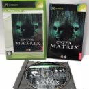 Videojuegos y Consolas: ENTER THE MATRIX XBOX. Lote 137495030