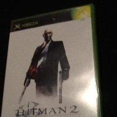 Videojuegos y Consolas: HITMAN 2 XBOX. PAL COMPLETO ESP . Lote 137817710