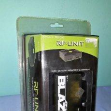 Videojuegos y Consolas: RF UNIT CONSOLA XBOX BLAZE 4/POUR ADAPTER & SWITCH ORIGINAL A ESTRENAR VER FOTOS Y DESCRIPCION. Lote 145744154