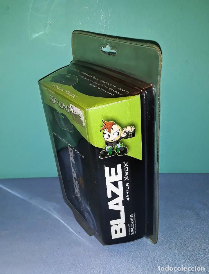 Videojuegos y Consolas: RF UNIT CONSOLA XBOX BLAZE 4/POUR ADAPTER & SWITCH ORIGINAL A ESTRENAR VER FOTOS Y DESCRIPCION - Foto 3 - 145744154
