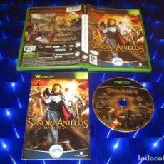Videojuegos y Consolas: EL SEÑOR DE LOS ANILLOS ( EL RETORNO DEL REY ) - XBOX - EA GAMES - VIVE LA PELICULA SE EL HEROE. Lote 146659266