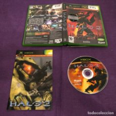 Videojuegos y Consolas: HALO 2 MICROSOFT XBOX . Lote 146919130
