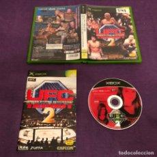 Videojuegos y Consolas: UFC TAPOUT 2 MICROSOFT XBOX JAPONES. Lote 146919650