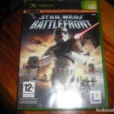 Videojuegos y Consolas: STAR WARS BATTLEFRONT PARA XBOX. Lote 147319022