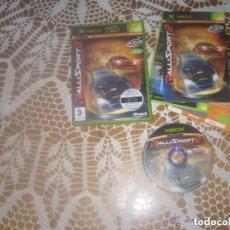Videojuegos y Consolas: JUEGO XBOX RALLY SPORTS 2 CHALLENGE. Lote 148112198