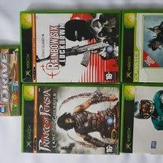 Videojuegos y Consolas: LOTE JUEGOS XBOX. Lote 150556922