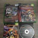 Videojuegos y Consolas: XBOX GUNGRIFFON ALLIED STRIKE PAL ESP COMPLETO. Lote 150914906