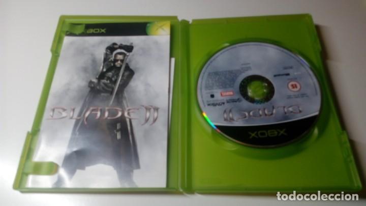 Videojuegos y Consolas: BLADE II XBOX CON INSTRUCCIONES OPTIMO ESTADO NO 360 NO ONE - Foto 2 - 151332598