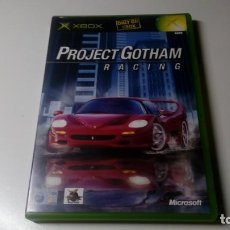 Videojuegos y Consolas: PROJECT GOTHAM RACING XBOX CON INSTRUCCIONES OPTIMO ESTADO NO 360 NO ONE. Lote 151332778