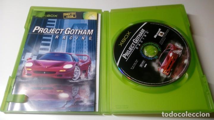 Videojuegos y Consolas: PROJECT GOTHAM RACING XBOX CON INSTRUCCIONES OPTIMO ESTADO NO 360 NO ONE - Foto 2 - 151332778
