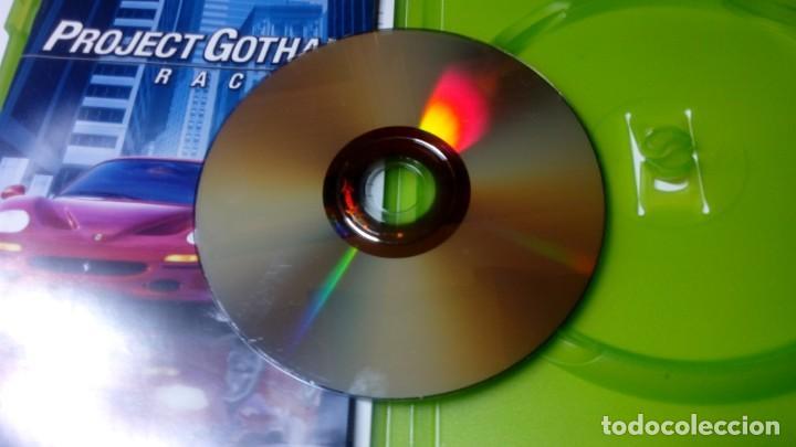 Videojuegos y Consolas: PROJECT GOTHAM RACING XBOX CON INSTRUCCIONES OPTIMO ESTADO NO 360 NO ONE - Foto 3 - 151332778