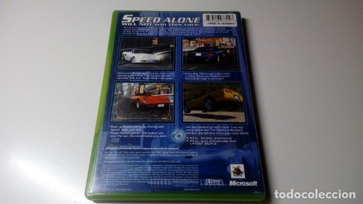 Videojuegos y Consolas: PROJECT GOTHAM RACING XBOX CON INSTRUCCIONES OPTIMO ESTADO NO 360 NO ONE - Foto 4 - 151332778