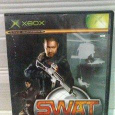 Videojuegos y Consolas: SWAT GLOBAL STRIKE TEAM XBOX. Lote 151445010