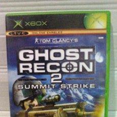 Videojuegos y Consolas: GHOST RECON 2 XBOX. Lote 151451622