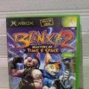 Videojuegos y Consolas: BLINX 2 XBOX COMPLETO. Lote 151452014