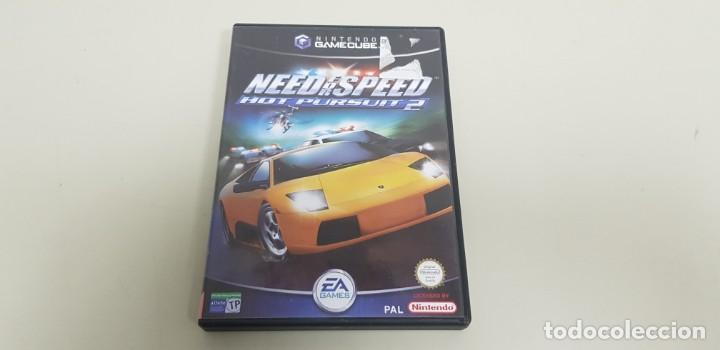 J Need For Speed Hot Pursuit 2 Nintendo Gamecu Sold At Auction