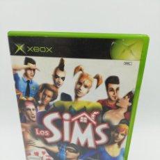 Videojuegos y Consolas: LOS SIMS XBOX. Lote 156382006