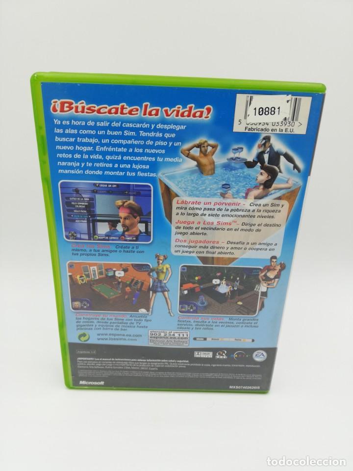 Videojuegos y Consolas: LOS SIMS XBOX - Foto 3 - 156382006