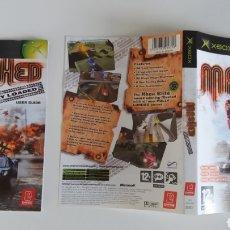 Videojuegos y Consolas: MASHED XBOX. Lote 156616892