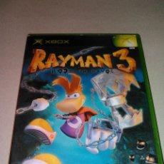 Videojuegos y Consolas: RAYMAN 3 XBOX CLASICA. Lote 158313634