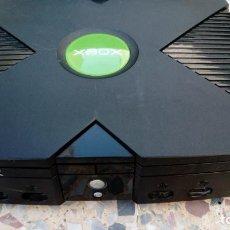 Videojuegos y Consolas: CONSOLA MICROSOFT XBOX. Lote 158487610