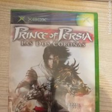 Videojuegos y Consolas: PRINCE OF PERSIA - LAS DOS CORONAS . XBOX CLASICA . PAL ESPAÑA CASTELLANO - NUEVO SIN USO PRECINTADO. Lote 159792376