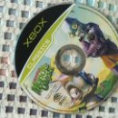 Videojuegos y Consolas: ODDWORLD MUNCH'S ODDYSEE XBOX CLASSICS PAL X-BOX KREATEN. Lote 160571166