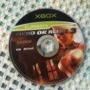 Videojuegos y Consolas: DEAD OR ALIVE 3 DOA III XBOX CLASSICS PAL X-BOX KREATEN. Lote 160571354