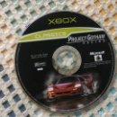 Videojuegos y Consolas: PROJECT GOTHAM RACING XBOX CLASSICS PAL X-BOX KREATEN. Lote 160571514