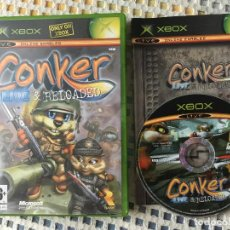Videojuegos y Consolas: CONKER LIVE & RELOADED XBOX X-BOX PAL KREATEN CONQUER. Lote 211850942