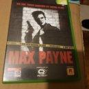 Videojuegos y Consolas: JUEGO XBOX MAX PAYNE PAL CASTELLANO. Lote 55381120