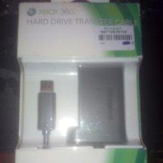 Videojuegos y Consolas: XBOX 360 TRANSFERENCIA DE DATOS,CABLE USB,KIT. Lote 163622864