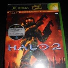 Videojuegos y Consolas: JUEGO XBOX HALO 2. Lote 163877366