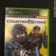 Videojuegos y Consolas: JUEGO XBOX COUNTER STRIKE. Lote 166121938