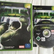 Jeux Vidéo et Consoles: HULK MARVEL UNIVERSAL INTERACTIVE XBOX X-BOX KREATEN. Lote 166644490