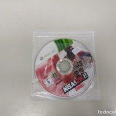 Videojuegos y Consolas: 619-NBA 2K 11 XBOX 360 MICROSOFT VERSIÓN PAL. Lote 168813004