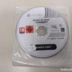 Videojuegos y Consolas: 619- GEARS OF WAR JUDGMENT MICROSOFT XBOX VERSIÓN PAL . Lote 168904384