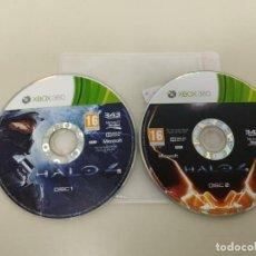 Videojuegos y Consolas: 619- HALO 4 2 DISC MICROSOFT XBOX VERSIÓN PAL. Lote 201215296