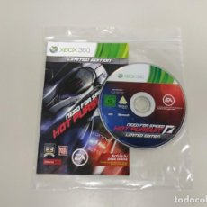Videojuegos y Consolas: 619-NEED FOR SPEED HOT PURSUIT MICROSOFT XBOX 360 VERSION PAL. Lote 169424732