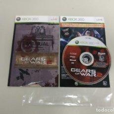 Videojuegos y Consolas: 619-GEARS OF WAR 2 MICROSOFT XBOX 360 VERSION PAL. Lote 169424920