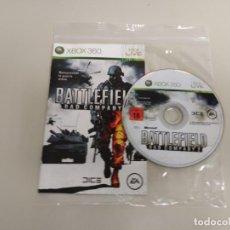 Videojuegos y Consolas: 619-BATTLEFIELD BAD COMPANY 2 MICROSOFT XBOX 360 VERSION PAL. Lote 169425264