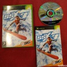 Videojuegos y Consolas: JUEGO XBOX SSX3.. Lote 209353265