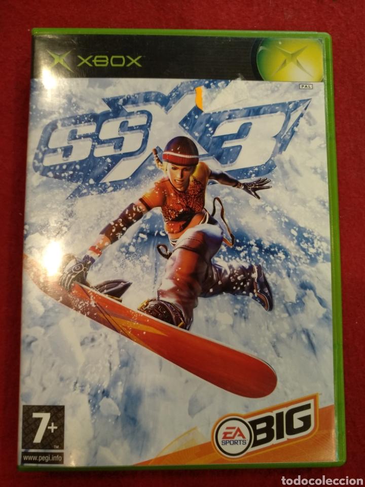 Videojuegos y Consolas: Juego Xbox SSx3. - Foto 2 - 209353265