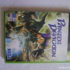 Videojuegos y Consolas: PANZER DRAGOON ORTA XBOX PAL ESP COMPLETO. Lote 262367875