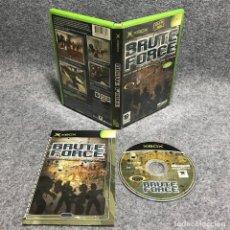 Videojuegos y Consolas: BRUTE FORCE MICROSOFT XBOX. Lote 170234805